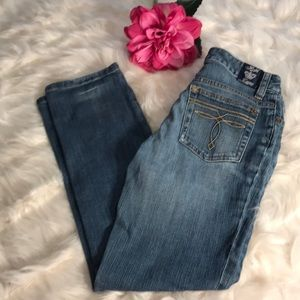 Girls Ralph Lauren Straight Leg Jeans